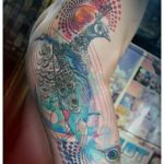 Tattoo Peacock