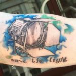 Save The Light Tattoo