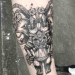 Totemic God Tattoo