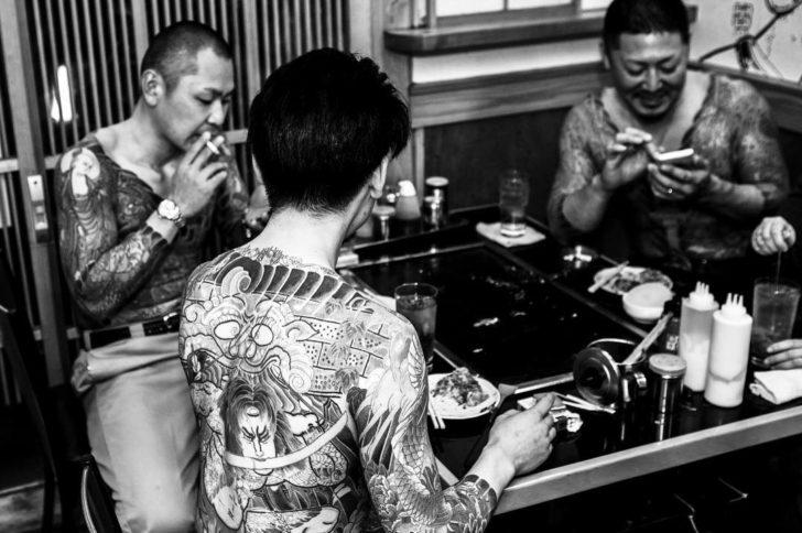 True Yakuza Cho Jun Tattoo