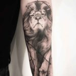 Lion King Tattoo