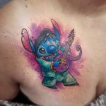 Rockin' Stitch Tattoo