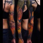 Full Sleeve Tattoo Ideas