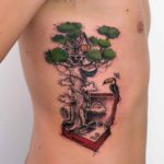 Imaginary Tattoo Tree