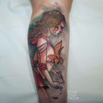 Sailor Scout Princess Padme Tattoo
