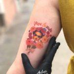 Viva la Vida Tattoo