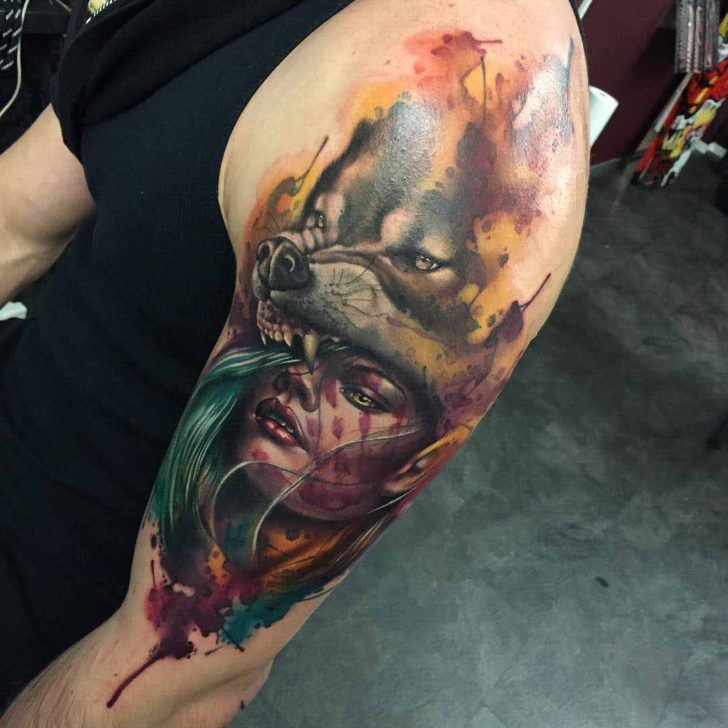 Tattoos By Ex Employees Iron Buzz Tattoos: 13+ [ Indian Tattoo Ideas ]