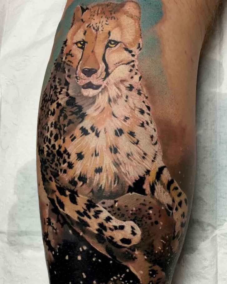 Leopard Tattoos Designs Ideas And Meaning: Best Tattoo Ideas Gallery