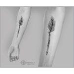 Ink Pen Tattoo