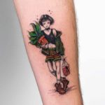 Mathilda Tattoo