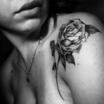 Rose Tattoo for Women