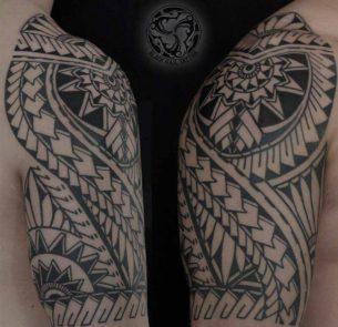 Tattoo Designs Maori