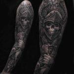 Death Knight Tattoo
