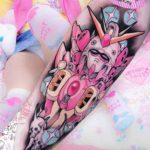 Fairy Gundam Tattoo