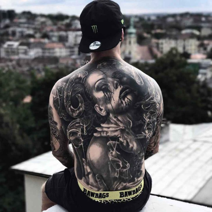 109 Best Back Tattoos For Men: Best Tattoo Ideas Gallery
