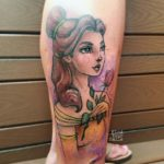 Belle Tattoo