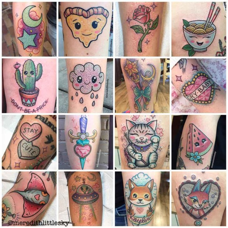 amazing cute tattoos