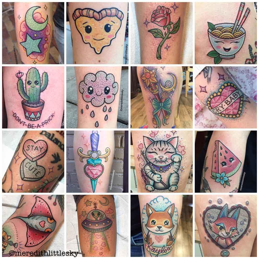 amazing cute tattoos