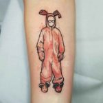 Pink Nightmare Tattoo