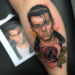 Crybaby Tattoo