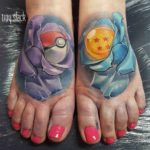 Foot Tattoos for Girls