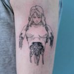 Ghost in Shell Tattoo