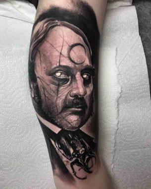 Prince Consort Tattoo