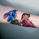 Lilo and Stitch Tattoo