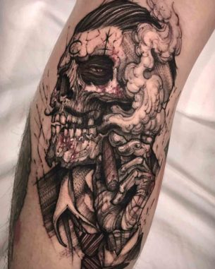 Old Gang Tattoo