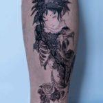 Takato Yamamoto Art Tattoo
