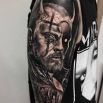 Captain Flint Tattoo