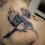 Magpie Tattoo