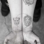 Memorable Lion Tattoos
