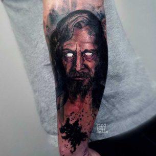 Sirius Black Tattoo