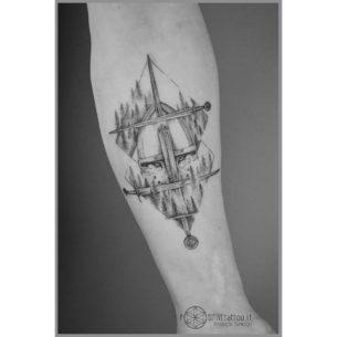 Tattoo Knight
