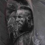 Vikings Tattoo Ragnar Lodbrok