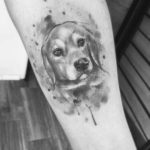 Dog Tattoo Portraits