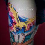 Moltres Tattoo Pokemon