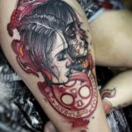Silent Hill Tattoo Heather