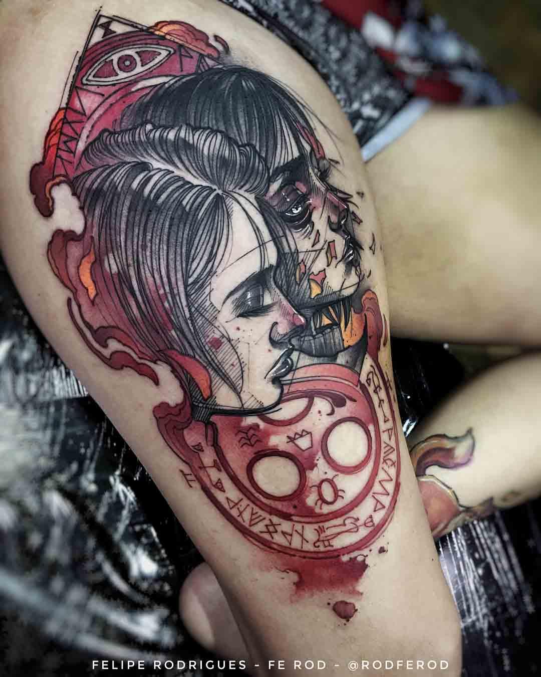 heather tattoo Silent Hill