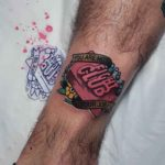 Fight Club Tattoo Soap