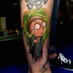 Morty Potter Tattoo