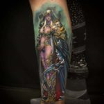Sylvanas Tattoo