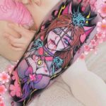 Ahri Star Guardian Tattoo