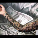 Full Chicano Tattoo Sleeve