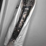 Guillotine Tattoo Sleeve