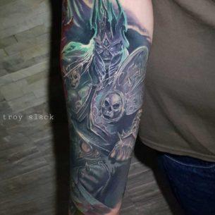 Arthas Tattoo