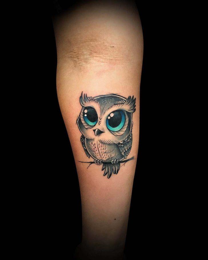 11b4a1074c627 Baby Owl Tattoo | Best Tattoo Ideas Gallery