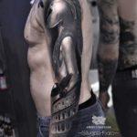 Gladiator Sleeve Tattoo