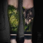Forest Forearm Tattoo Sleeves